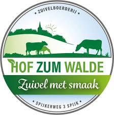 Hof zum Walde zuivel | Kwark 0.5 liter