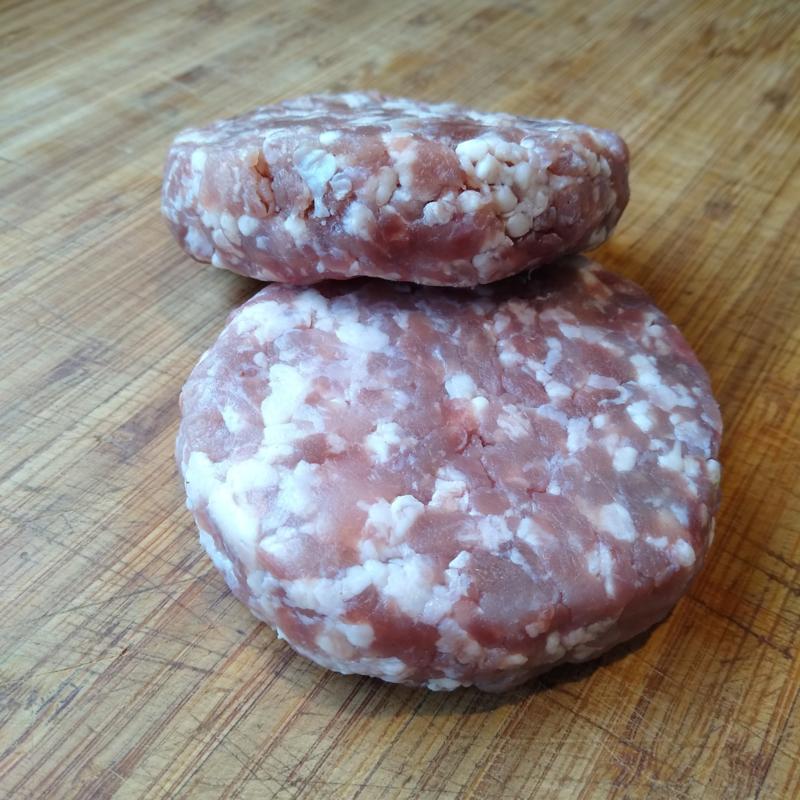Rosé kalfsvlees | Blom Burger