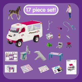 Mobiele dierenarts met Hannover veulen Schleich 42370
