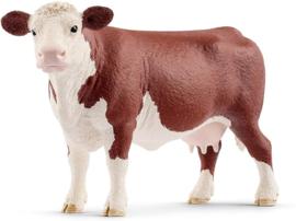 Hereford koe Schleich 13867