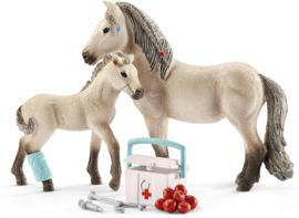Rescue set horse club Hannah Schleich 42430