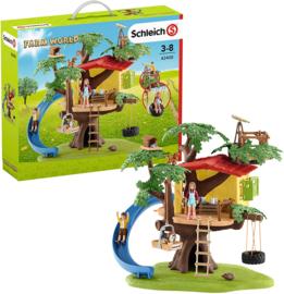 Boomhut Schleich 42408