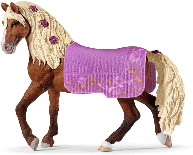 Paso Fino hengst paardenshow Schleich 42468