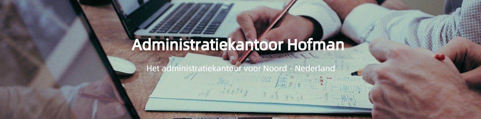 Administratiekantoor Hofman - Home pagina