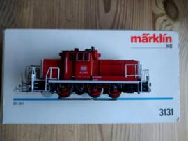 Marklin 3131 BR 361 met telex Digitaal