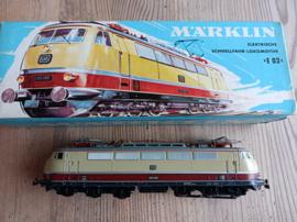 Marklin 3053 TEE loc E03 van de DB