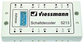 Viessmann 5213 Digitale decoder
