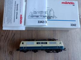 Marklin 3342 BR111 van de DB NIEUW