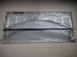 Marklin 7016 Dwarsverbinding 6 sporen