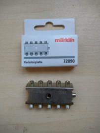 Marklin 72090 Verdeelplaat