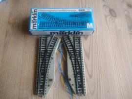 Marklin 5202  Set Electrische Wissels