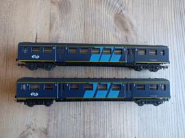 Lima Personenwagons van de NS, 1e en 2e Klas. NIEUW
