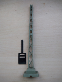 Marklin Mast voor dwarsverbindingen.