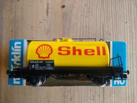Marklin 4442 Tankwagon SHELL