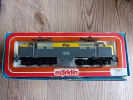 Marklin 3055 E-Loc van de NS 1205
