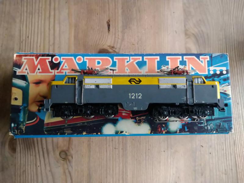 Marklin 3055 E-Loc van de NS 1212