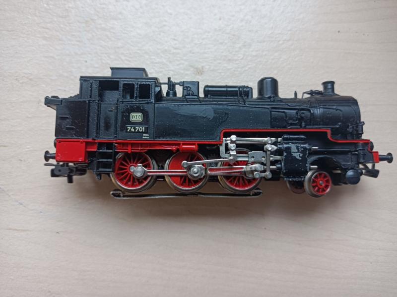 Marklin 3095 BR74 Stoomloc