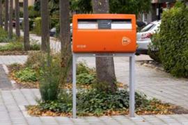 Hoe laat wordt de brievenbus in mijn buurt geleegd? En wanneer wordt mijn post bezorgd?