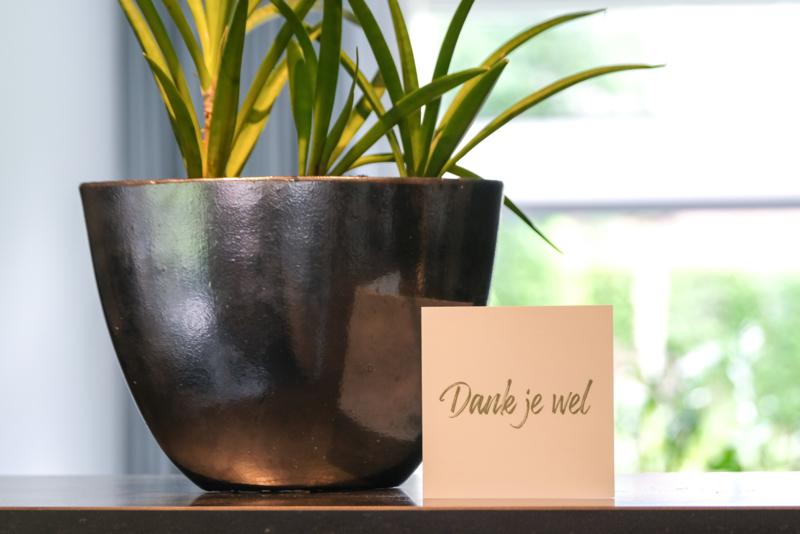 Dankjewel (groen)