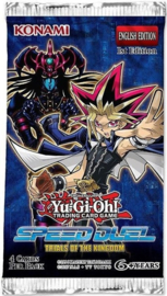 Speed Duel Booster Pack: Trials of the Kingdom