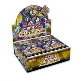 Yu-Gi-Oh! Booster Box: Phantom Rage