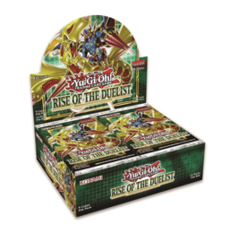Booster pack Rise of the Duelist