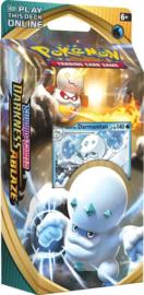 Pokemon: Sword & Shield Darkness Ablaze - Theme Deck: Galarian Darmanitan