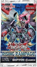 Yu-Gi-Oh! Booster Pack: Rising Rampage