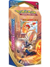 Pokémon Sword & Shield Cinderace Theme Deck