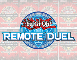 """Yu-Gi-Oh Remote Duel """"Back To Duel!"""" Entree (3 maart 2021)"""