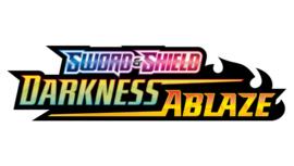 Pokemon Sword & Shield Darkness Ablaze Pre-Release entree