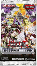 Yu-Gi-Oh! Booster Pack: Fists of the Gadgets