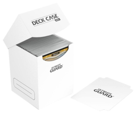 Ultimate Guard Deck Case 100+ Standard Size White