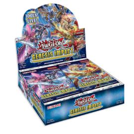 Yu-Gi-Oh! Booster Pack: Genesis Impact