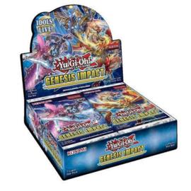 Yu-Gi-Oh! Booster Box: Genesis Impact