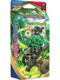 Pokémon Sword & Shield Rillaboom Theme Deck