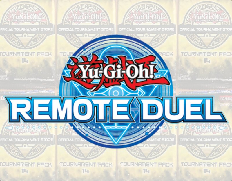 Yu-Gi-Oh Remote Duel Online Local Entree (27 januari 2021)