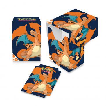 Pokémon - Charizard Full-View Deck Box