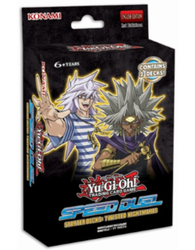 Yu-Gi-Oh! Speed Duel Starter Deck: Twisted Nightmares