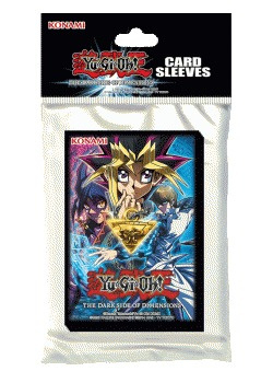 Yu-Gi-Oh! The Dark Side of Dimensions Card Sleeves