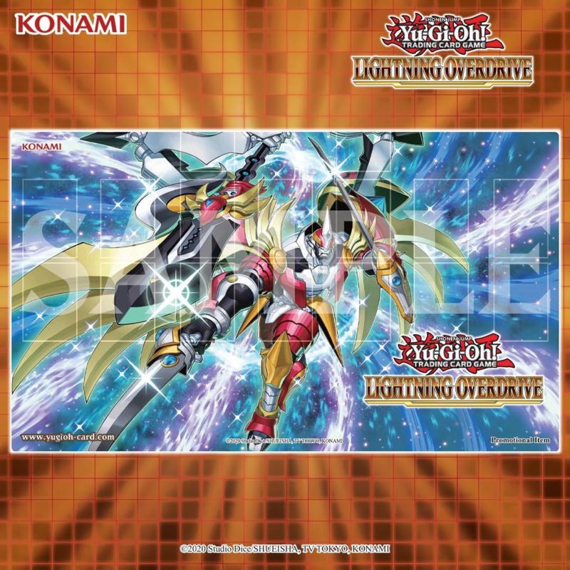 Yu-Gi-Oh! Lightning Overdrive Premiere! In Store Pickup (29 & 30 mei 2021)