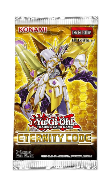 Booster Pack: Eternity Code
