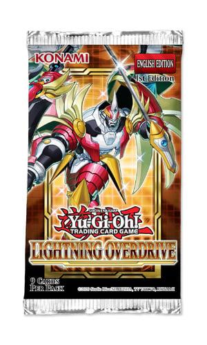 Yu-Gi-Oh! Booster Pack: Lightning Overdrive