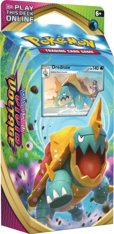 Pokemon - Sword & Shield 4 Vivid Voltage - Theme Deck Drednaw