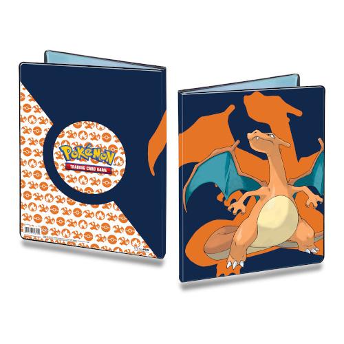 Charizard 9-Pocket Portfolio for Pokémon