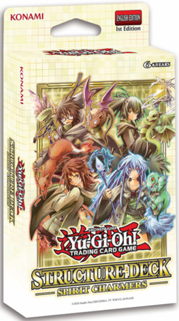 Yu-Gi-Oh! Structure Deck: Spirit Charmers