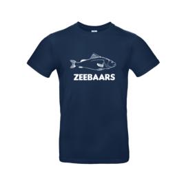 Heren shirt 'Zeebaars' - maat S