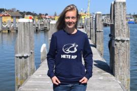 Unisex sweater 'Hete Kip' - maat M