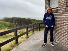 Unisex sweater 'Rabarber' - maat S