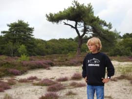 Kids sweater 'Zeebaars' - maat 152/164
